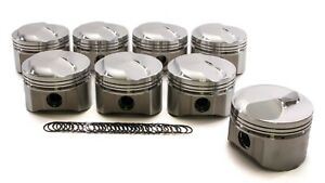 Sportsman Racing Products 4 310 In Bore Big Block Chevy Piston 8 Pc P n 212134