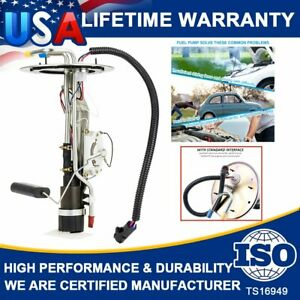 Fuel Pump Assembly For Ford F150 Xlt Xl 4 2 4 6 5 4l V8 V6 E2237s 1999 2000 2001