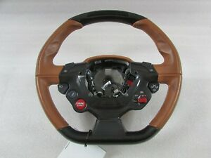 Ferrari California Steering Wheel Cuoio Carbon Fiber Used
