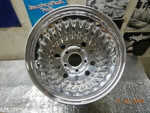 1 New 15x15 Centerline Convo Pro Drag Racing Wheel Ford 5 On 5 5 Dragster Race