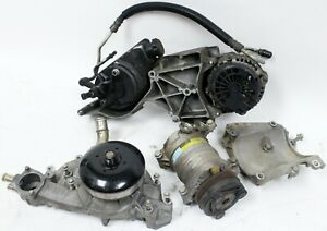 1999 2007 Chevy Silverado 5 3l Lm7 V8 Front Accessories Kit Used Oem Gm