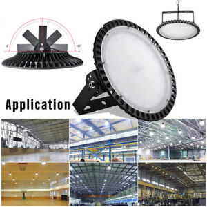 100w 200w 300watt Led High Bay Light Daylight Super Bright Warehouse Floodlight
