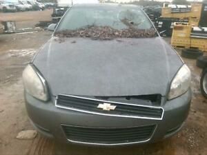 Front Seat Chevy Impala 06 07 08