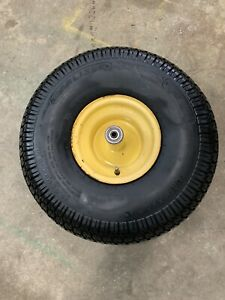 John Deere Amt Gator 600 622 626 Front Tire And Wheel Used