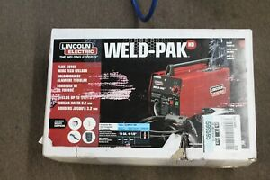 Lincoln Electric Wire Fed Weld pak Hd K2188 1