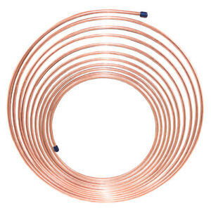 Ags 3 16 X 25 Feet Nicopp Coil With Free Fitting Kit Cnc325k