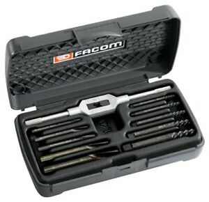 Facom 285 j 10pc Stud Puller Extractor Set Right hand Pitch 285 j10