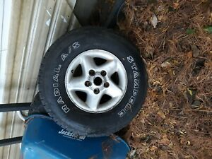 Dodge Ram Tires And Rims Lt 265 75 R 16