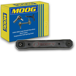 Moog Rear Lower Suspension Coil Spring Seat For 1999 2004 Jeep Grand Yw