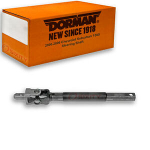 Dorman Upper Intermediate Steering Shaft For Chevy Suburban 1500 2000 2006 Lx