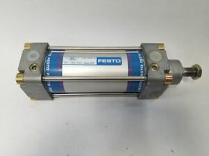 Festo Dng 63 100 ppv a Pneumatic Cylinder 10 Bar 145psi