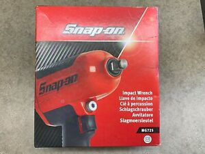 New Snap on Air Impact Mg725a 1 2 Inch Drive 800 ft lb Torque ships Free
