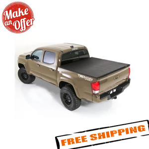 Smittybilt 2640071 Smart Cover Trifold Tonneau Cover For Toyota Tacoma 5 Bed