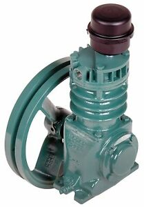 Champion 1 stage Splash Lubricated Air Compressor Pump With 6 Oz Oil Capacity