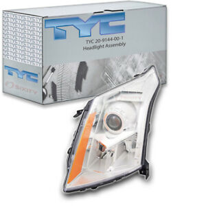 Tyc 20 9144 00 1 Headlight Assembly For General Motors 22853872 Pk