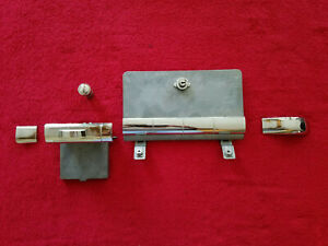 1949 49 Dodge Coronet Meadowbrook Wayfarer Glove Box Chrome Ash Tray Lighter