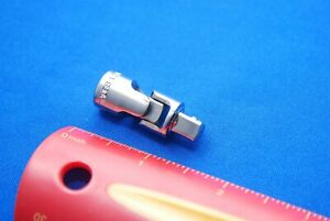 New 2014 Snap On Tools 1 4 Drive 1 1 8 Friction Ball Universal Joint Tmu8b