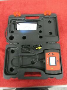 Snap On Bk5500 Visual Inspection Device Bore Scope Case