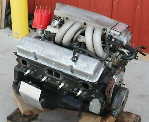 334ci 335ci Stroker Sbc Small Block Chevy Engine Motor Tuned Port Injection Tpi