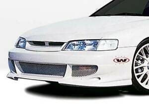 Bigmouth Front Bumper 4 Cylonly For 1994 1997 Honda Accord 2dr 4dr 890567