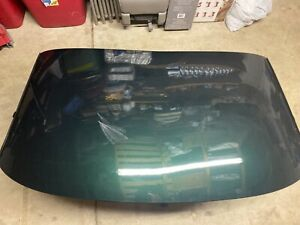 Chevrolet Corvette C5 1997 2004 Oem Targa Top Roof Panel Dark Green Color