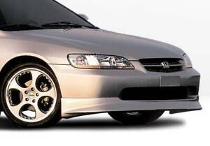 W Type Front Lip For 1998 2000 Honda Accord 4dr 890345