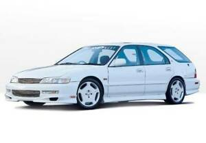 W Type 4pc Complete Kit For 1996 1997 Honda Accord Wagon 890322