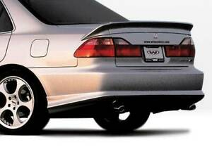 W type Rear Lip For 1998 2002 Honda Accord 4dr 890335