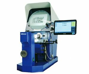 Ph a14 Mitutoyo Optical Comparator M2 Display Stand Package