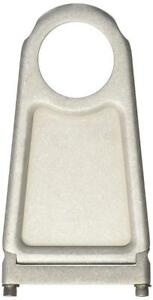 Borgeson Recessed Style Steering Column Drop 6 Paintable Aluminum 914206