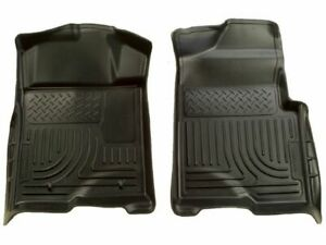 For 2009 2014 Ford F150 Floor Mat Set Front Husky 75142dr 2013 2012 2011 2010