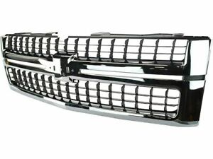 For 2007 2010 Chevrolet Silverado 3500 Hd Grille Assembly 83383fv 2008 2009