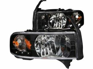 For 1994 2001 Dodge Ram 1500 Headlight Set Anzo 58293rk 2000 1999 1998 1995 1996