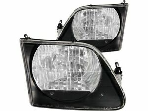 For 1997 2003 Ford Expedition Headlight Set Anzo 16513dy 2000 1998 1999 2001