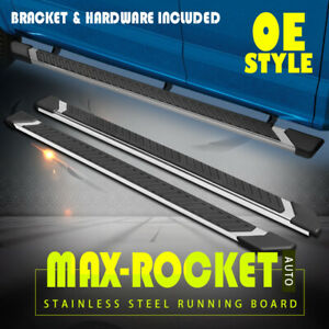 For 15 20 Colorado canyon Extended Cab 4 5 Running Board Side Step Nerf Bar Nf