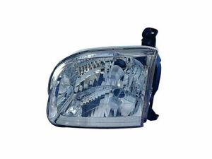 For 2001 2004 Toyota Sequoia Headlight Assembly Right Passenger Side 95277yr
