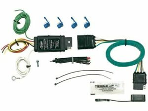 For 1983 2001 Jeep Cherokee Trailer Wiring Harness Hopkins 13586cn 1988 1984