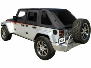 For 2007 2017 Jeep Wrangler Soft Top Rampage 54173gh 2008 2009 2010 2011 2012