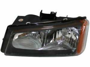 For 2005 2006 Chevrolet Silverado 2500 Hd Headlight Assembly Left Tyc 47868rx