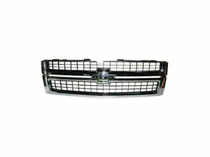 For 2007 2010 Chevrolet Silverado 3500 Hd Grille Assembly 14697gm 2008 2009