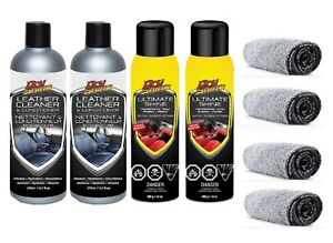 Dry Shine Car Interior Kit Clean protect revitalize Your Seats Dash