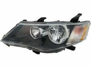 For 2007 2008 Mitsubishi Outlander Headlight Assembly Left Tyc 65535qw