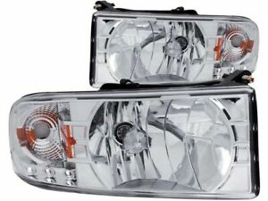 For 1994 2001 Dodge Ram 1500 Headlight Set Anzo 75983kj 2000 1996 1998 1995 1997