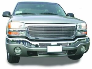 For 2003 2006 Gmc Sierra 3500 Grille T Rex 93829ng 2004 2005 Grille Assembly