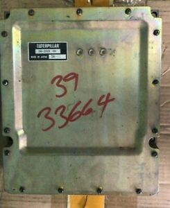 Used Controller 157 3165 For Cat 320c 312c Excavator Cpu Panel 1573165