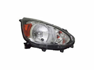 For 2014 2015 2017 2019 Mitsubishi Mirage Headlight Assembly 61177kw