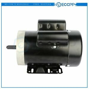 2 Hp Universal Motor Electric Motor 56c Frame 3450 Rpm Single Phase 60 Hz New