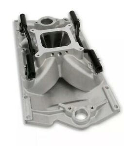 Holley 300 263 Efi Sbc 4150 Fuel Injection Intake Manifold Vortech L31 Heads