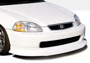 Touring Style Front Lip For 1996 1998 Honda Civic 2dr 4dr hb 890134
