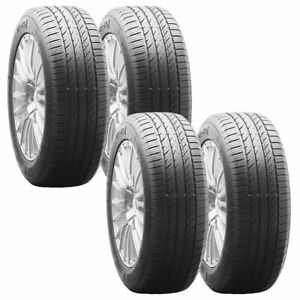 4 X 215 45r17 91v Xl Ns 25 All season Uhp 215 45 17 2154517 Nankang Tires New